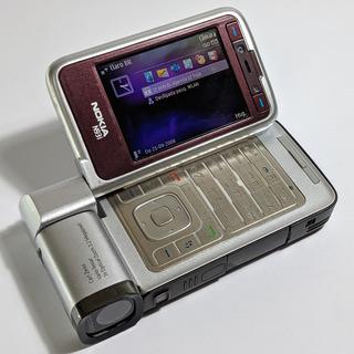Celular Colecionador Nokia N93i Desbloqueado Raro Raridade