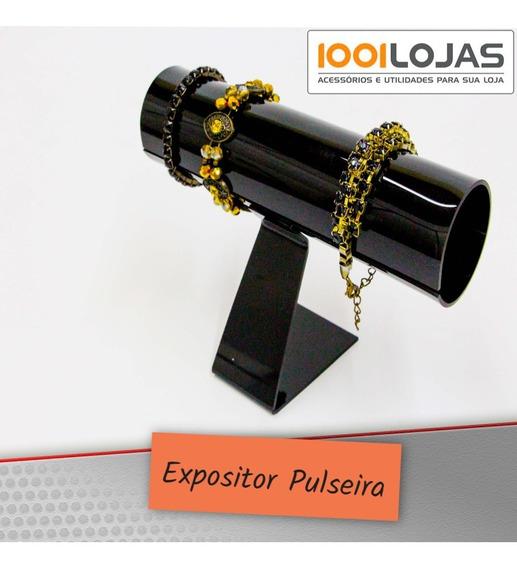Expositor Acrílico Para Pulseiras Relógios Rabicó Etc Kit 2*