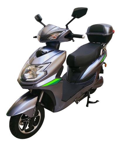 Imagen 1 de 11 de Moto Golovolt Eléctrica Zub  80km De Autonomía
