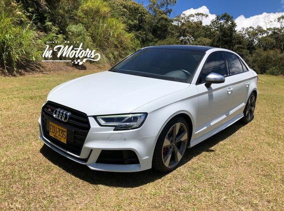 Audi S3 2018 Sedan