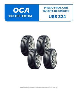 Cubierta 195/55/15 X 4 Toyo Drb Colocada Y Balanceada
