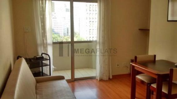 05441 - Flat 1 Dorm, Bela Vista - São Paulo/sp - 5441
