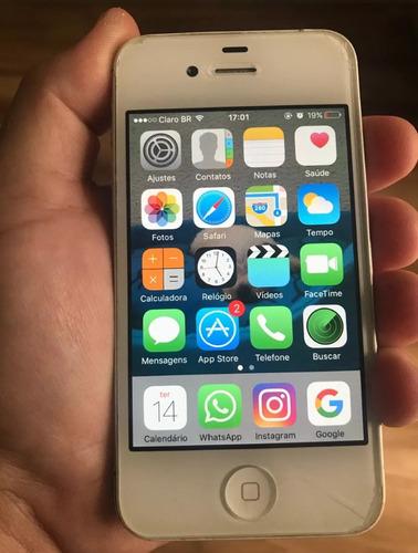 iPhone 4s 16gb Semi Novo