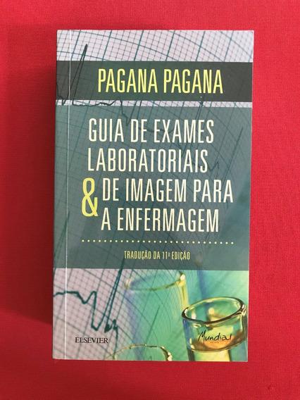 Livro - Guia De Exames Laboratoriais & De Imagem - Seminovo