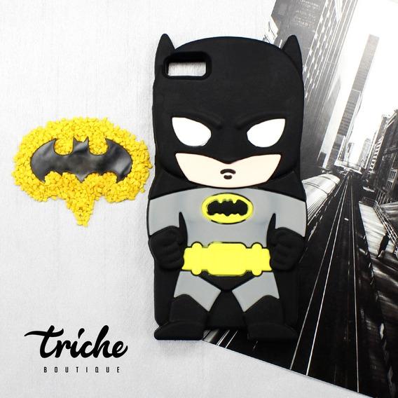 Funda / Botarga De Batman Para Huawei P8 Huawei P8 Lite