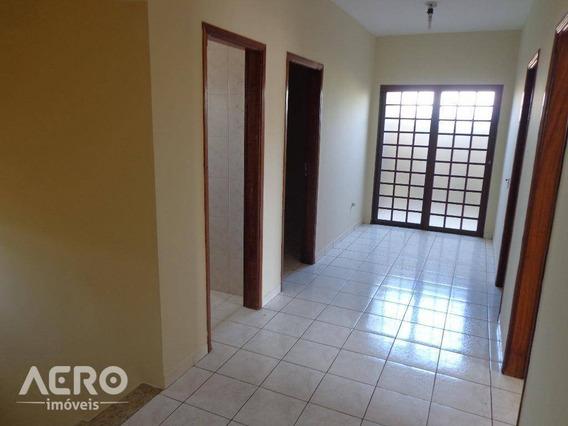 Casa Com 4 Dormitórios Para Alugar, 160 M² Por R$ 1.250,00/mês - Vila Lemos - Bauru/sp - Ca1239