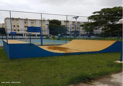 Apartamento Para Venda Em Guarulhos, Vila Flórida, 2 Dormitórios, 1 Banheiro, 1 Vaga - 981_1-1405831