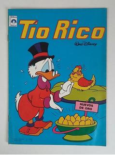 Comic Tio Rico Munero 5 Año 1982