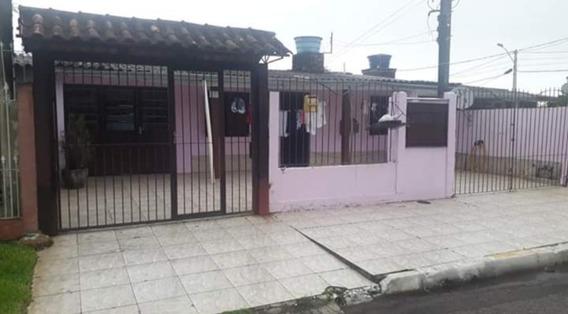 Terreno Com 2 Casas No Pátio .