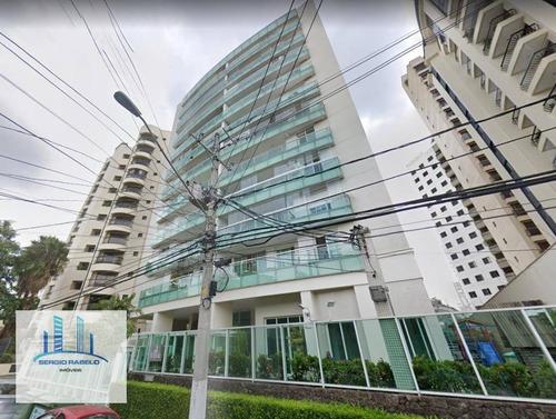 Imagem 1 de 23 de Apartamento Com 4 Dormitórios À Venda, 173 M² Por R$ 1.850.000 - Campo Belo - São Paulo/sp - Ap3628