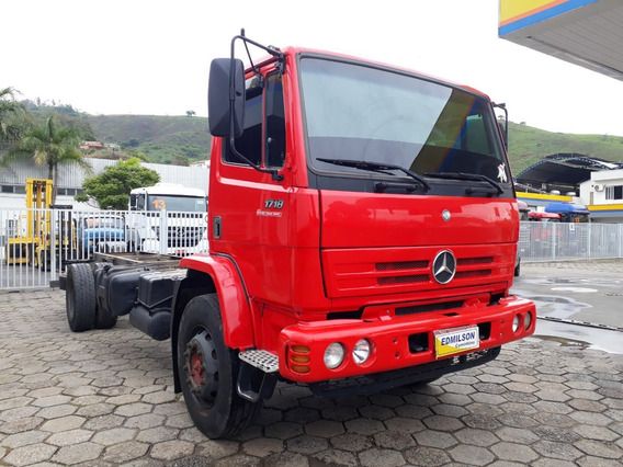 Mercedes-benz Mb 1718 Toco Ano 2011