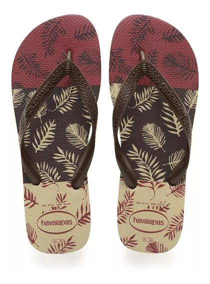 Ojotas Hombre Havaianas Aloha Originales