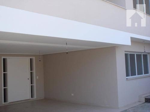 Casa Residencial À Venda, Jardim Paulista, Jundiaí - Ca0069. - Ca0069