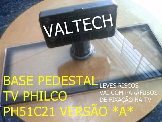 Base Tv Ph51c21 Philco Riscada