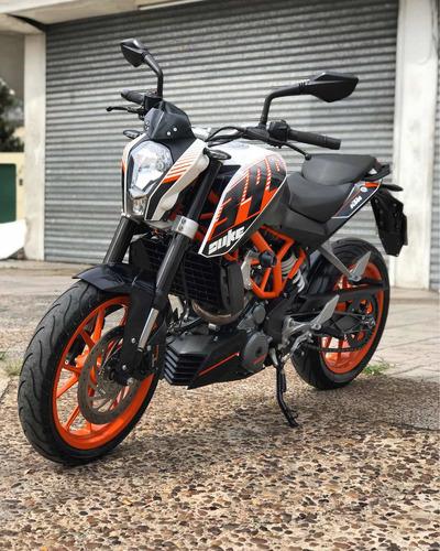 Ktm Duke 390cc 2015