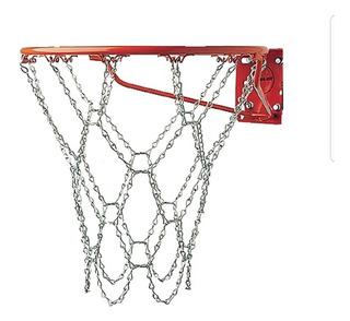 Red Acero Para Canasta Basketball Balonces