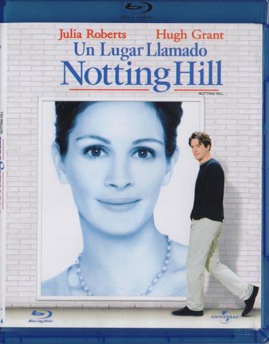 Imagen 1 de 3 de Un Lugar Llamado Notting Hill Julia Roberts Pelicula Blu-ray