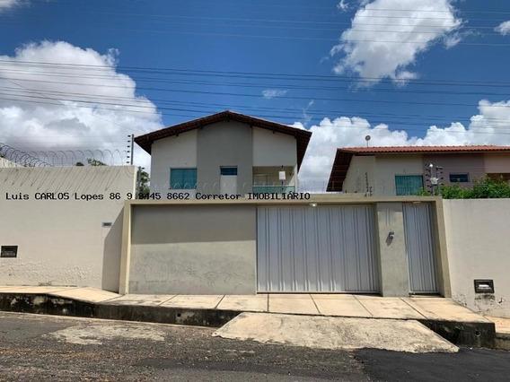 Alto Padrão Para Venda Em Teresina, Gurupi, 4 Dormitórios, 4 Suítes, 5 Banheiros, 4 Vagas - Casa Duplex Gurupi Mobiliada
