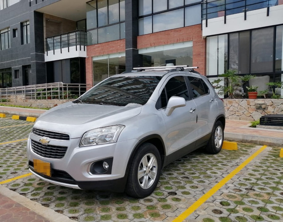 Chevrolet Tracker Lt 2016 Automatica