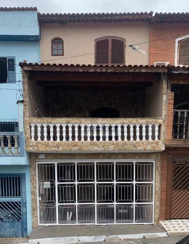Sobrado Com 3 Dormitórios À Venda, 202 M² Por R$ 490.000,00 - Cidade São Mateus - São Paulo/sp - So1995