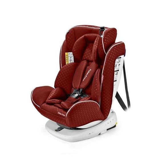 Cadeirinha Bebê Infantil Automóvel 0-36 Kg Preto 360 Isofix