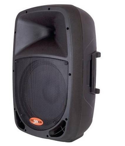 Caixa Acústica Ativa Donner Linh Dr Modelo Dr 1212a Ll Audio