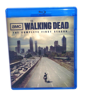 The Walking Dead Temporada 1 Blu-ray Importado - Visto 1 Vez
