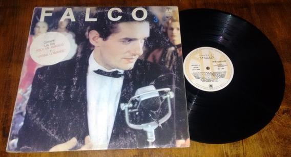Falco Falco 3 Disco Lp Vinilo
