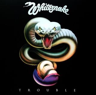 Whitesnake Trouble Vinilo Nuevo Lp Importado Coverdale