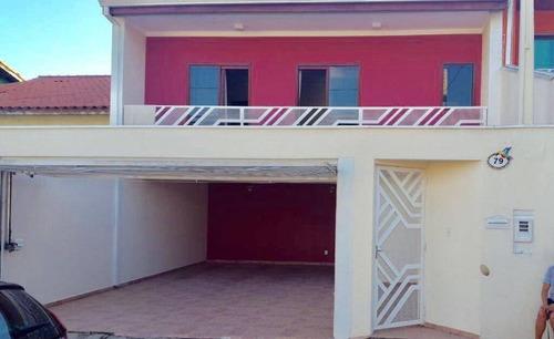 Imagem 1 de 7 de Casa Residencial À Venda, Wanel Ville, Sorocaba. - Ca8111