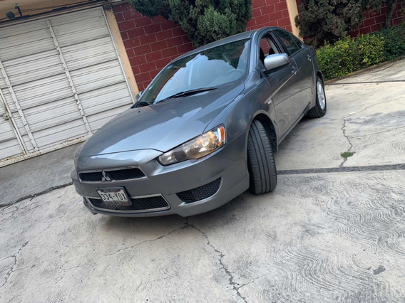 Mitsubishi Lancer Es At 2012 Electrico Rines Estereo Bt