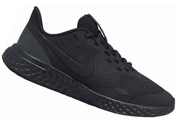 Zapatillas Nike Revolution 5 (gs) Niños Bq5671-001