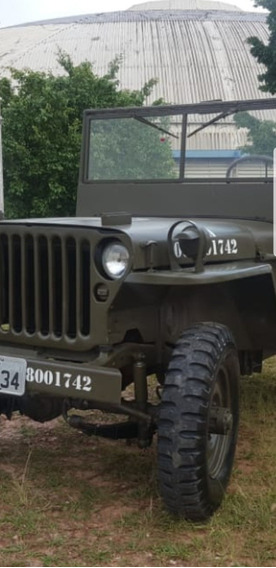Jeep Jeep Ford Gpw Willys