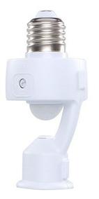 Sensor De Presença Com Soquete E27 Bivolt Margirius Branco