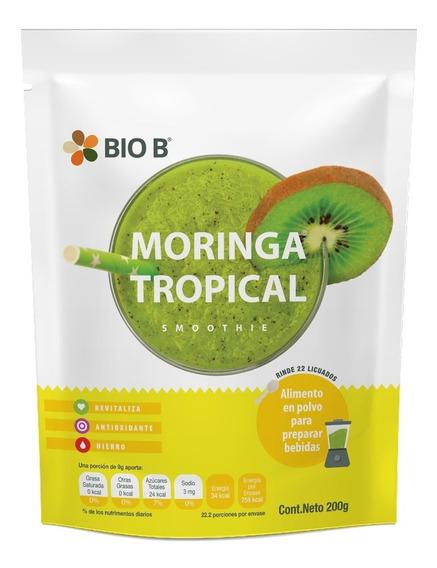 Moringa Tropical Superfood Smoothie Bio B