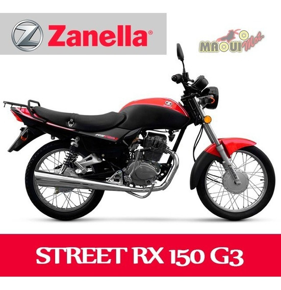 Zanella Street Rx 150 G3 2020