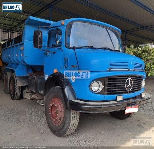 Caminhão Mercedes-benz L-1316 3-eixos 2p (diesel) Ref.186075