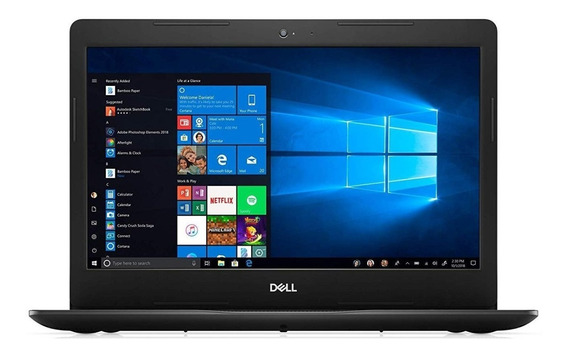 Laptop Dell Inspiron Core I5 10th Gen/ 8gb/ 500gb/128 Ssd