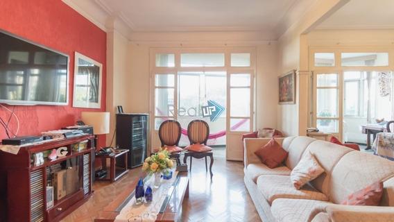 Apartamento Com 3 Quartos Para Alugar No Flamengo Em Rio De Janeiro/rj - 18711