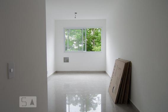 Apartamento Para Aluguel - Santa Cecília, 2 Quartos, 38 - 893020619