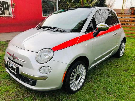Fiat 500 2015 1.4 Lounge 105cv At
