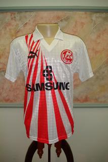 Camisa Futebol Kolonia Alemanha Puma Antiga 569