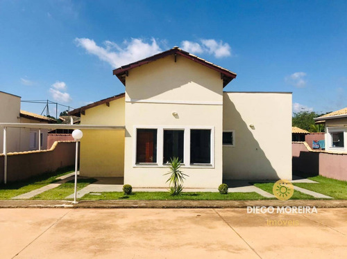 Casa À Venda Em Condomínio Em Atibaia - Cs255
