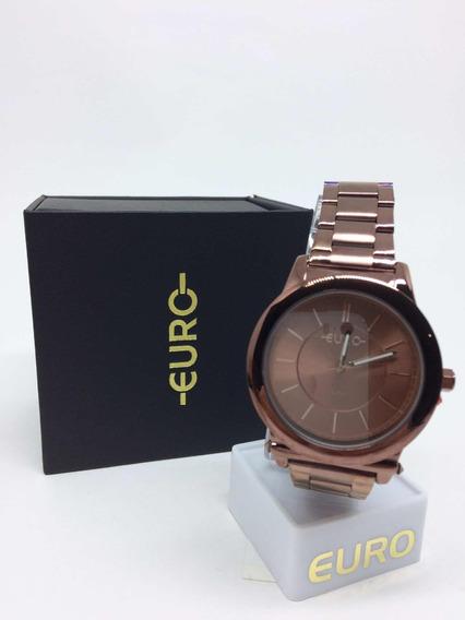 Euro Relógio Eu2036ymr/4m
