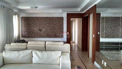 Brooklin, Exclusivo!!! 3 Dormitórios+ Home + Office + 3 Grs. Impecável! 1.298.800,00 - Ap0492
