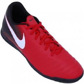 d93fca9dda Tenis De Futsal Nike Tiempo Vermelho - Chuteiras para Adultos no ...