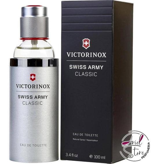 Perfume Victorinox Swiss Army Clasico 100 Ml
