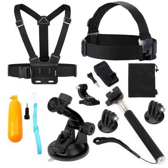 414920 Accessories Kit For Gopro Hero 4 Sessio Sob Encomenda