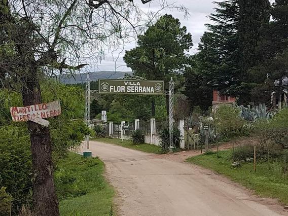 Gran Oportunidad !!! Ultimos Lotes En Tanti, Villa Flor Serrana Desde Usd 7.900