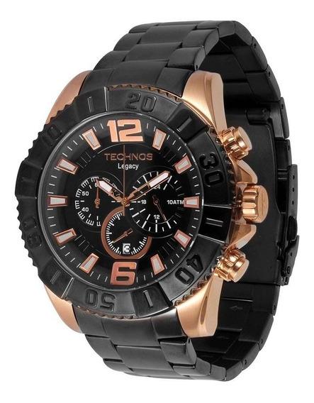 Relógio De Pulso Masculino Technos Classic Legacy Os20ic